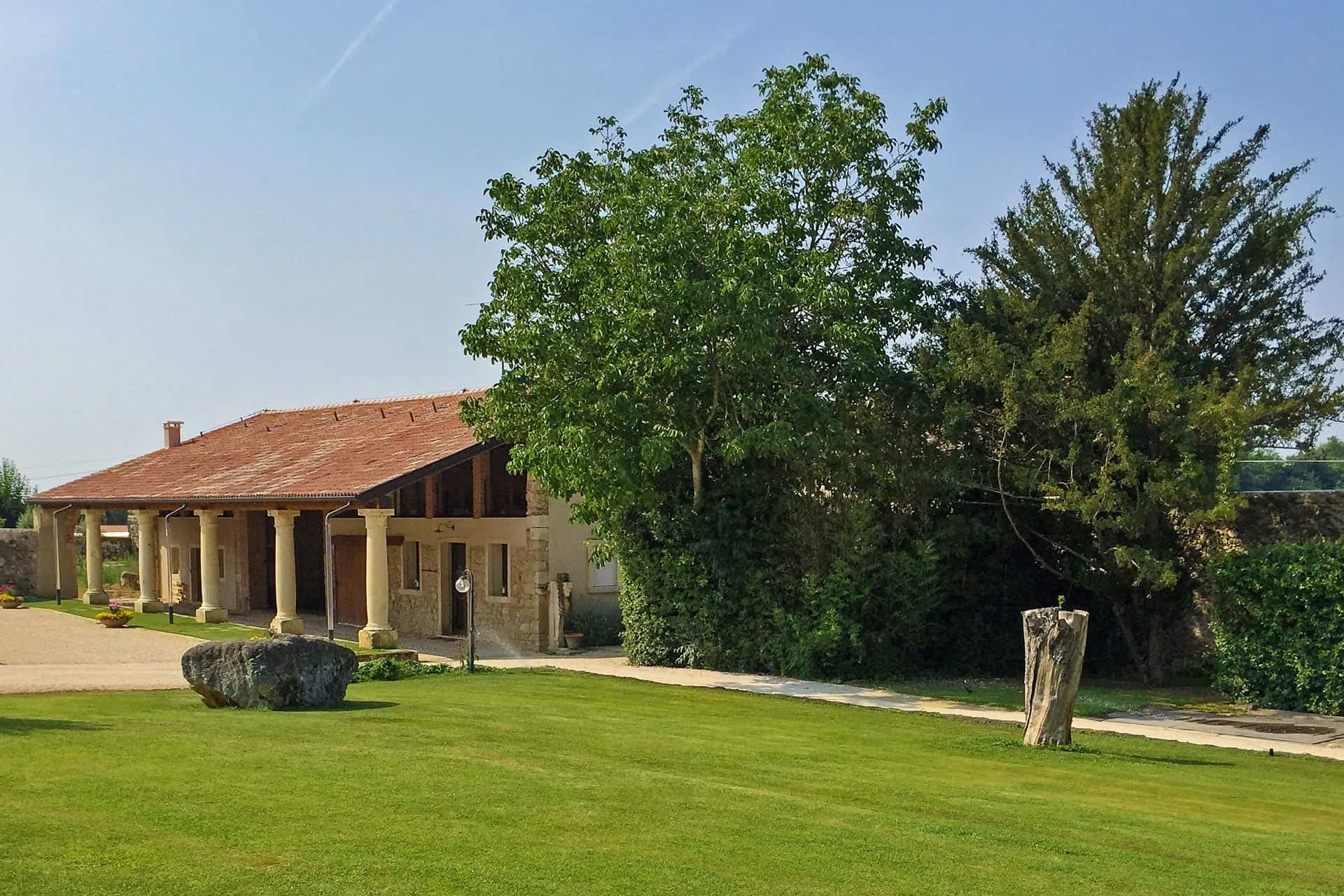 La Pria winery - the barchessa - hospitality in the winery